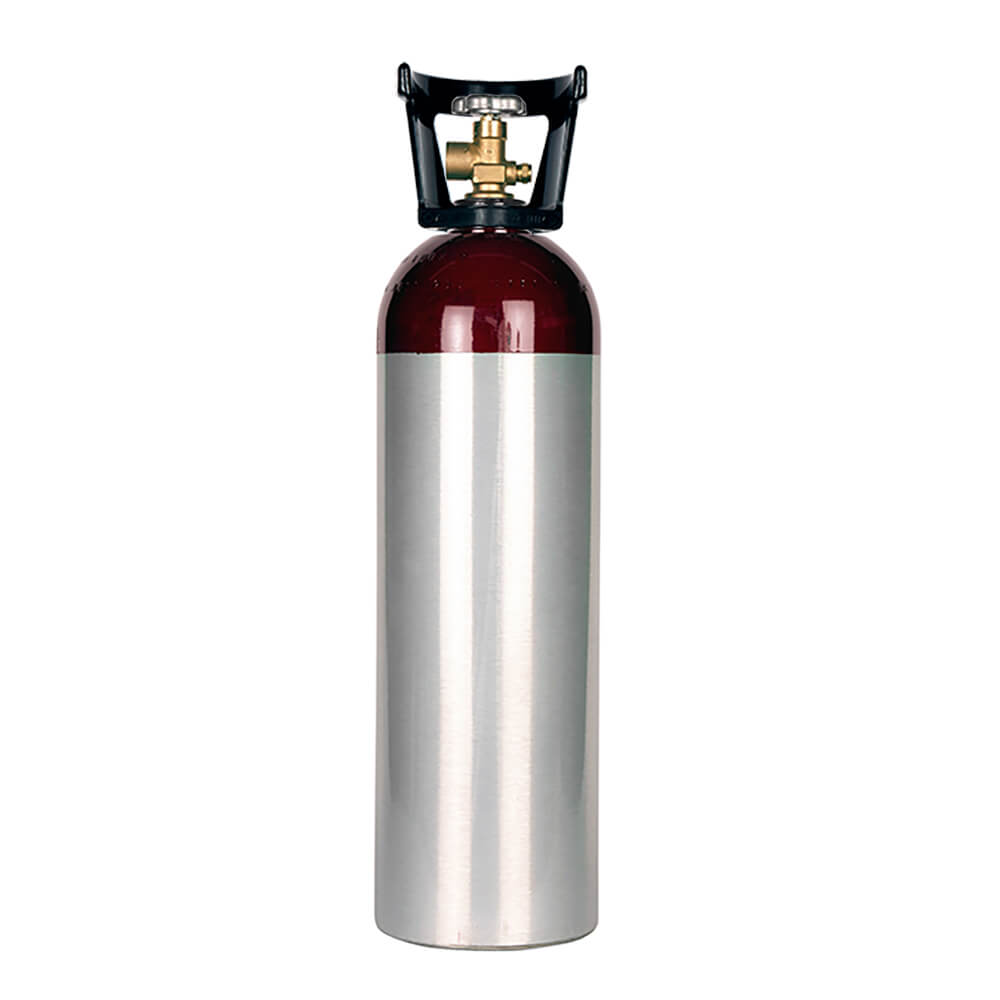 60 cu ft New Aluminum Nitrogen Cylinder for Cold Brew Coffee ...
