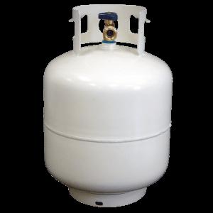 Beverage Elements 20 lb propane tank