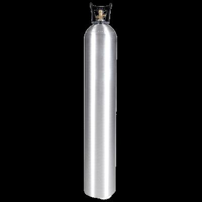 Beverage Elements 50 lb CO2 cylinder aluminum new