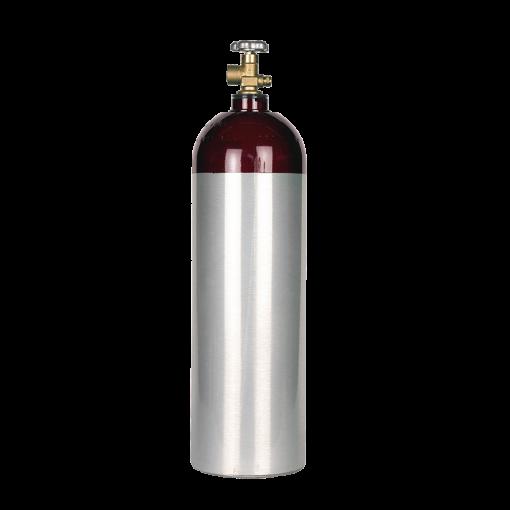 Beverage Elements 60 cu ft nitrogen cylinder aluminum new