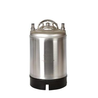 Beverage Elements AEB 2.5 Gallon Ball Lock Keg Single Handle