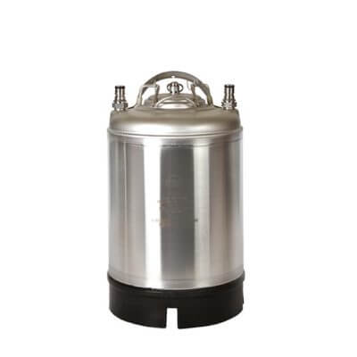 Beverage Elements AEB 2.5 Gallon Ball Lock Keg Single Handle