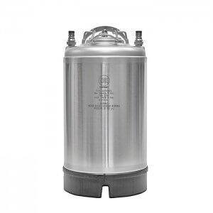 Beverage Elements Ball Lock AEB 3 Gallon Keg Single Handle