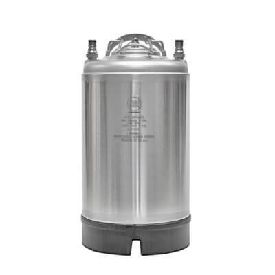 Beverage Elements Ball Lock AEB 3 Gallon Keg Single Handle