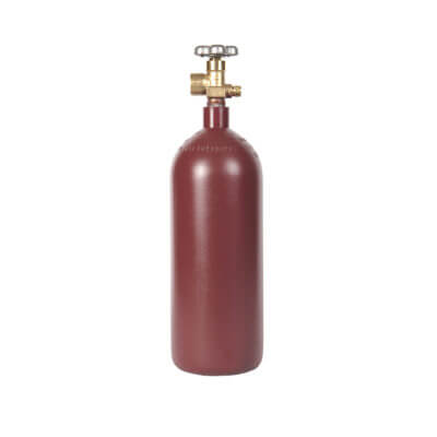 Beverage Elements 20 cu ft nitrogen cylinder steel