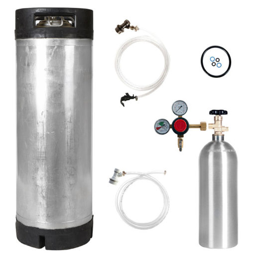 Beverage Elements Kegerator Kit KIT2