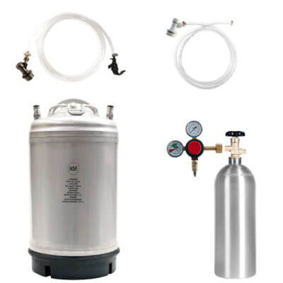 Beverage Elements Kegerator Kit KIT6