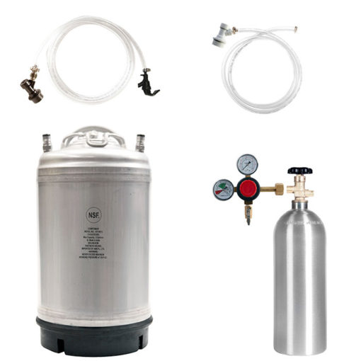 Beverage Elements Kegerator Kit KIT6