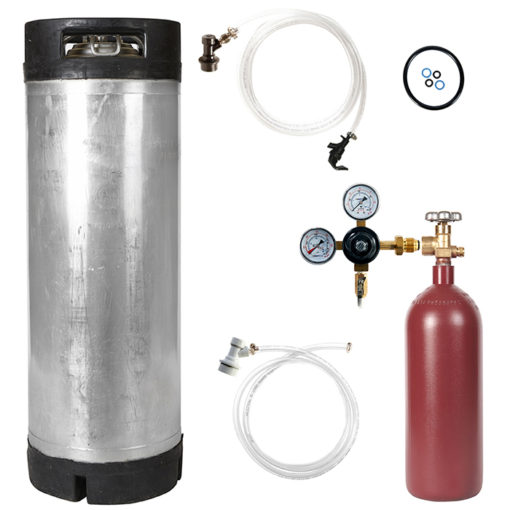 Beverage Elements Kegerator Kit KIT9