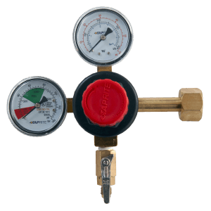 Beverage Elements Taprite CO2 regulator dual gauge