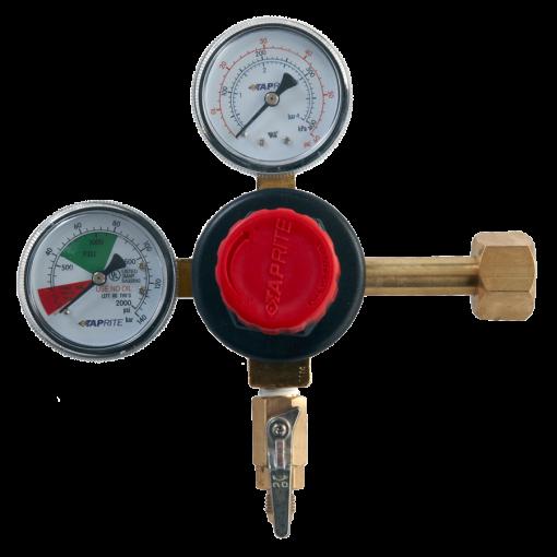 Beverage Elements Taprite CO2 regulator dual gauge