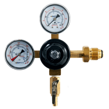 Beverage Elements Taprite nitrogen regulator dual gauge