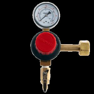 Beverage Elements Taprite CO2 regulator single gauge