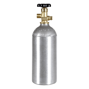 Beverage Elements New 2.5 lb CO2 Cylinder