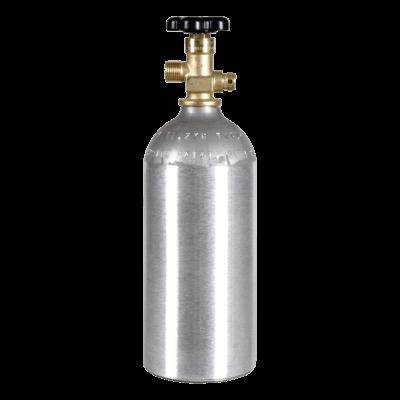 Beverage Elements New 2.5 lb CO2 Cylinder