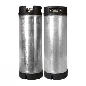 Beverage Elements 5 Gallon Ball Lock Keg 2 Pack Reconditioned