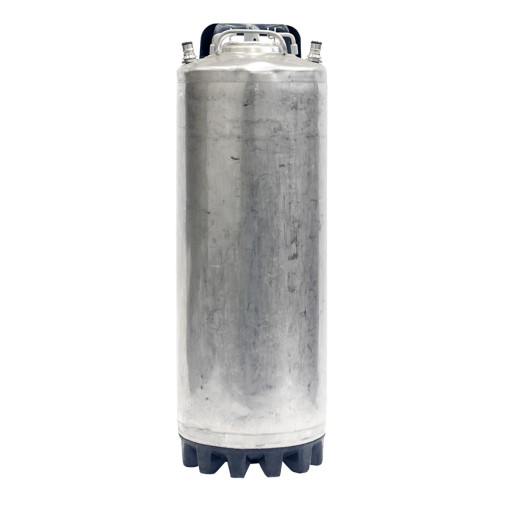 Beverage Elements reconditioned 5 gallon ball lock keg single handle class 2