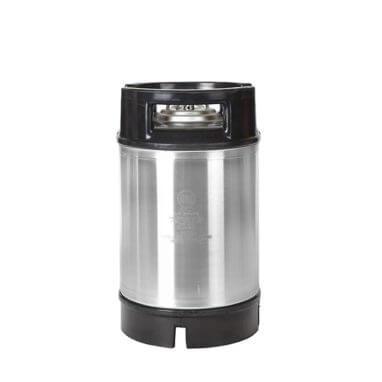 Beverage Elements AEB 2.5 Gallon Ball Lock Keg Dual Handle