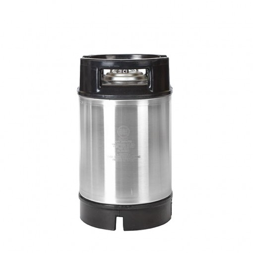 Beverage Elements AEB 2.5 Gallon Ball Lock Keg Dual Handle