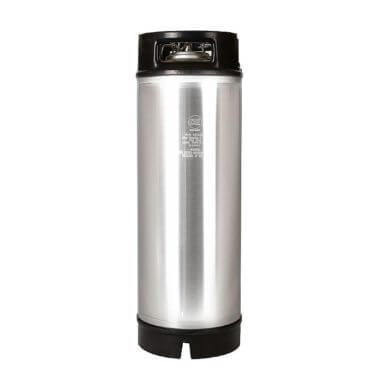 Beverage Elements AEB 5 Gallon Ball Lock Keg Dual Handle