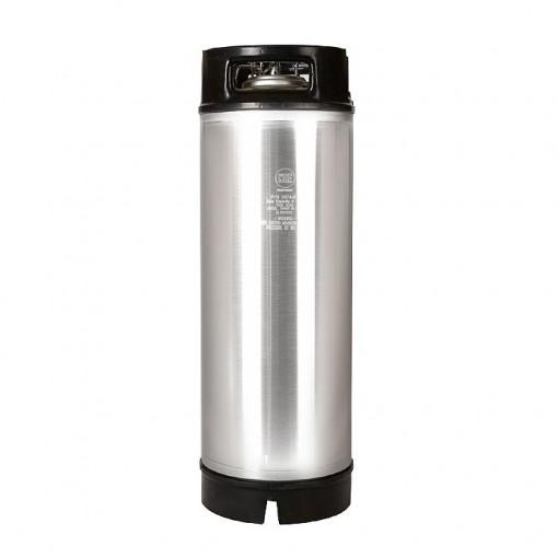 Beverage Elements AEB 5 Gallon Ball Lock Keg Dual Handle
