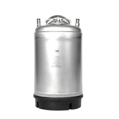 Beverage Elements AMCYL 3 Gallon Ball Lock Keg Single Handle