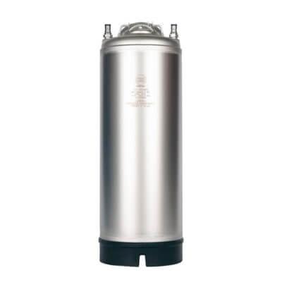 Beverage Elements AMCYL 5 Gallon Ball Lock Keg Single Handle