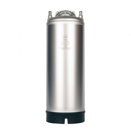 Beverage Elements AMCYL 5 Gallon Ball Lock Keg Single Handle