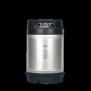 Beverage Elements ball lock 2.5 gallon keg dual handle