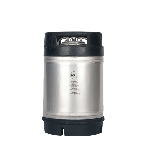 Beverage Elements ball lock 2.5 gallon keg dual handle
