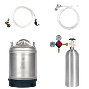 Beverage Elements Kegerator Kit KIT12