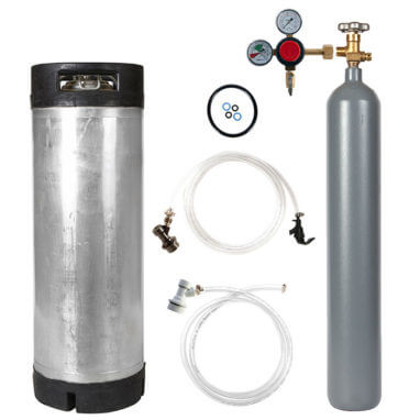 Beverage Elements Kegerator Kit KIT4