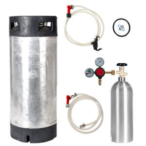 Beverage Elements Kegerator Kit KIT5