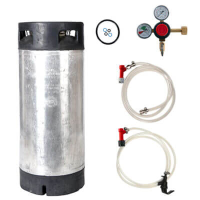 Beverage Elements Kegerator Kit KIT7
