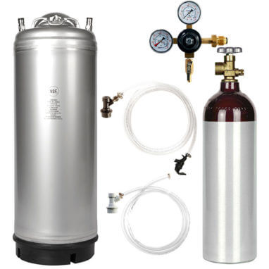Beverage Elements Kegerator Kit KIT8
