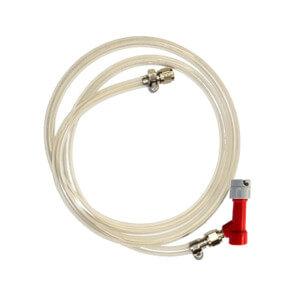 Beverage Elements Pin Lock Gas Line Pigtail