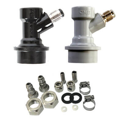 Beverage Elements Sankey to Ball Lock Kegerator Adapter Kit