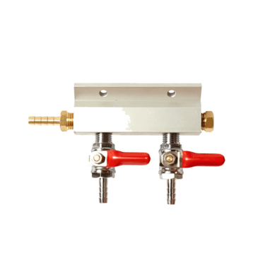 Beverage Elements Two Way Gas Manifold