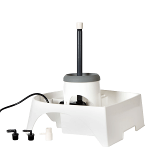 Beverage Elements Marks keg washer with pump