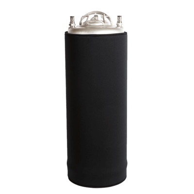 Beverage Elements 5 Gallon Keg with Parka Jacket Neoprene