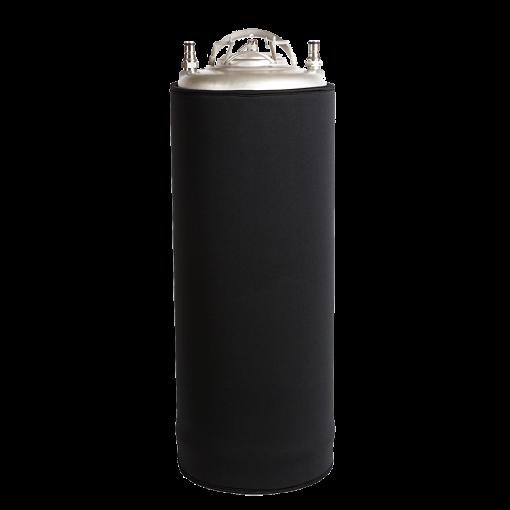 Beverage Elements 5 Gallon Keg with Parka Jacket Neoprene