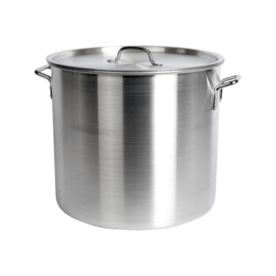 Beverage Elements nested aluminum brew pot set