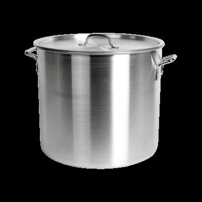 Beverage Elements nested aluminum brew pot set