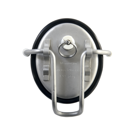 Beverage Elements new keg lid with pressure relief