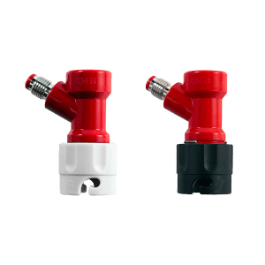 Beverage Elements pin-lock threaded quick disconnect set