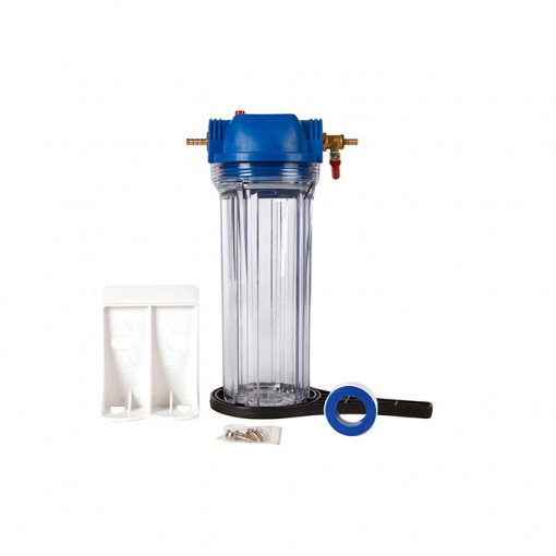 Beverage Elements Canister Beer Filtration System Kit