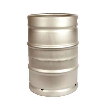 Beverage Elements Half Barrel Sankey Keg