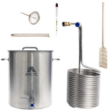 Beverage Elements Homebrew Starter Kit