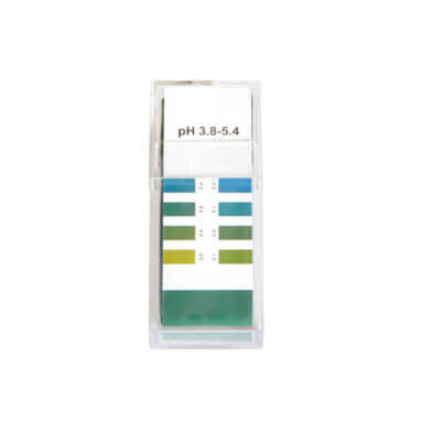 Beverage Elements Narrow Range pH Test Strips