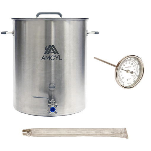 Beverage Elements Brew Kettle Kit